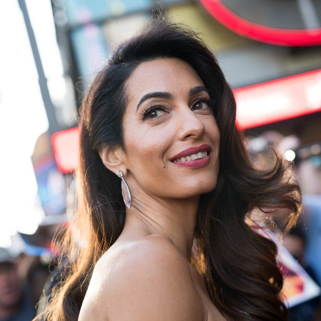 Amal Clooney at AFI tribute to George Clooney