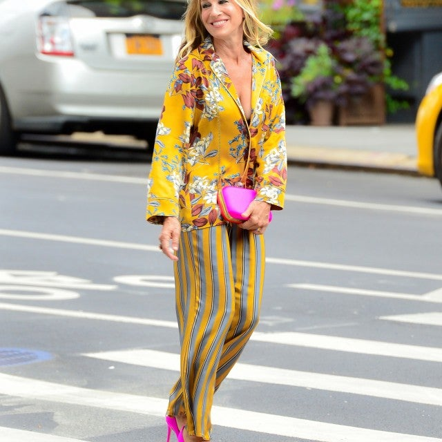 Sarah Jessica Parker photoshoot in August