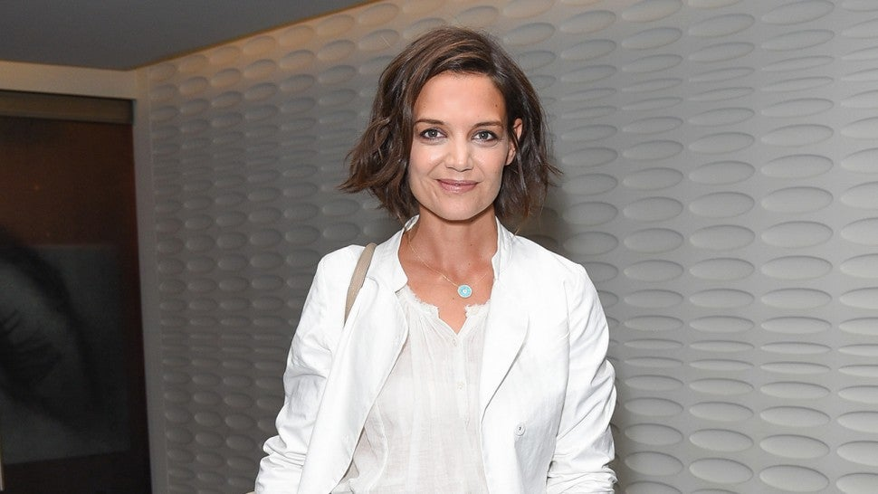 Katie Holmes work outfit